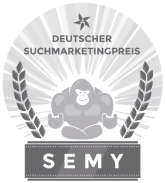 Semy Award, Deutscher Suchmarketingpreis